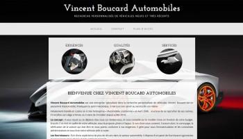 Vincent Boucard Automobiles